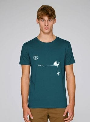 Tshirt Bio Homme Osez Outremer