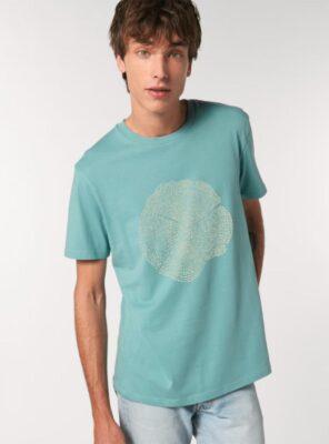 Tshirt Bio Homme Evolution Eucalyptus