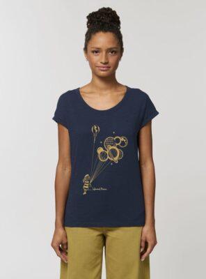 Tshirt Bio Femme Space Marine